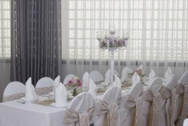 Vintage Hochzeitsdeko mit Landhaus Chic