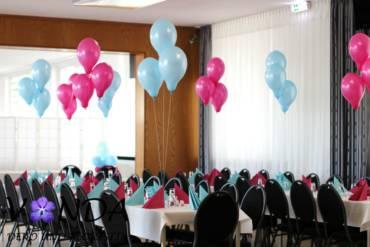 Hochzeitsdeko Luftballons Helium