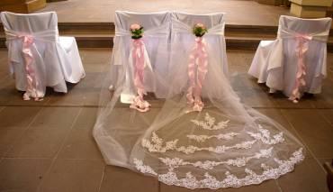 Hochzeit Tischdeko in Rosa – Hochzeitsdekoration