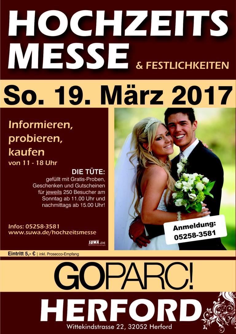 Hochzeitsmesse in Herford