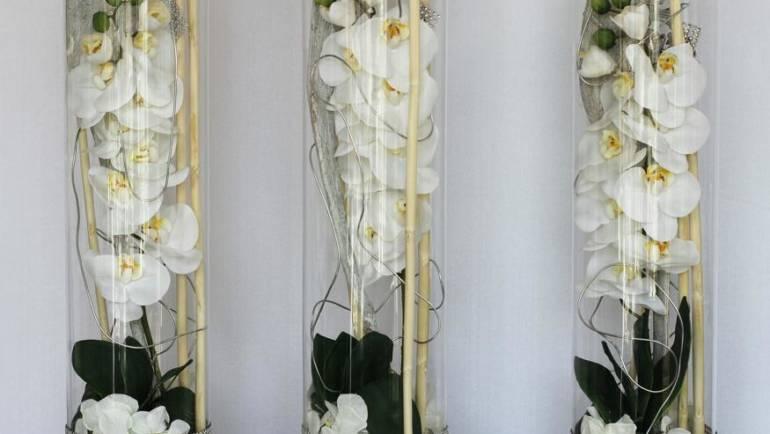 Kunstblumen Dekoration wie echt preiswert kaufen für ein schöneres Zuhause