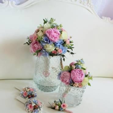 Armband für Trauzeugin und Brautjungfern » Hochzeit Deko