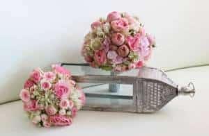 Brautstrauß Trauzeugin Strauß Rose