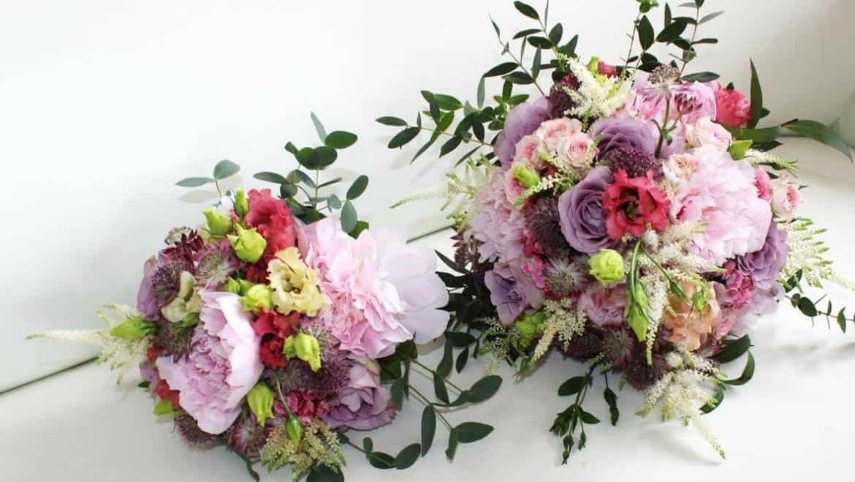 Hochzeit Blumen für Ihren Blumenstrauß nach Jahreszeiten