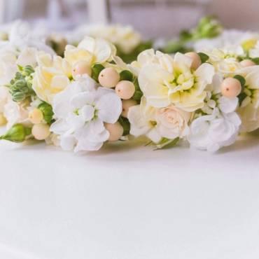 Junggesellenabschied Ideen mit Blumen – Floristik-Workshop