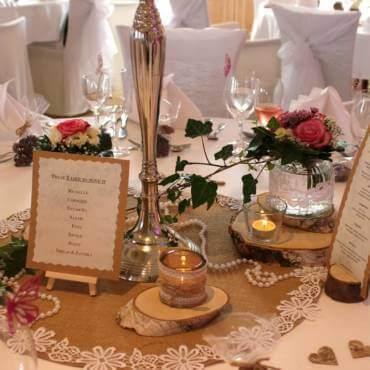 Blumen Workshop – Tischdekoration für die Hochzeit selber machen